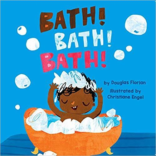 Bath! Bath! Bath! Book