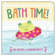 Bath Time! book