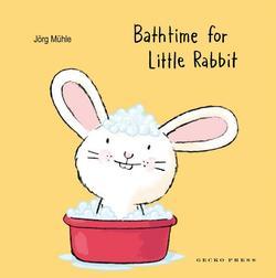 Bathtime for Little Rabbit book
