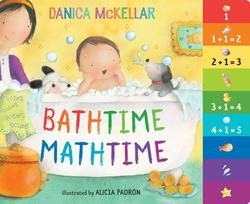 Bathtime Mathtime book