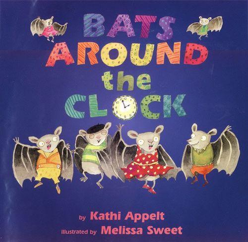 Bats Around the Clock book