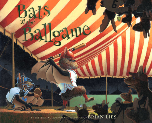 Bats at the Ballgame book