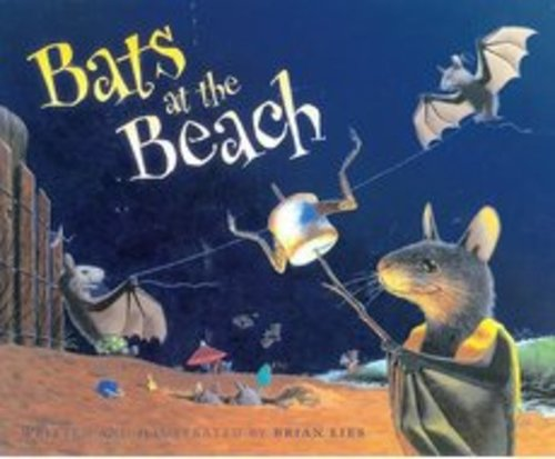Bats at the Beach book