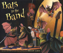 Bats in the Band Book