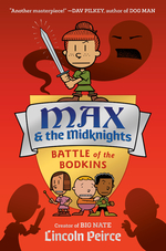Battle of the Bodkins book
