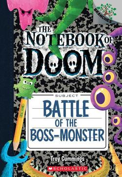 Battle of the Boss-Monster book