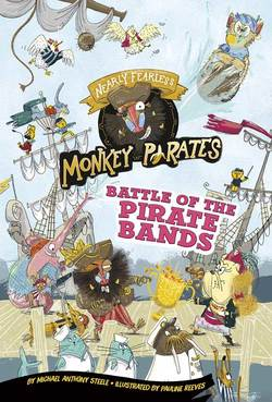 Battle of the Pirate Bands book