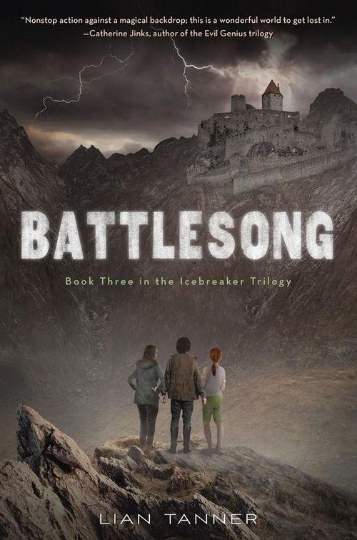 Battlesong book