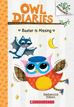 Baxter Is Missing book