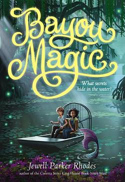 Bayou Magic book