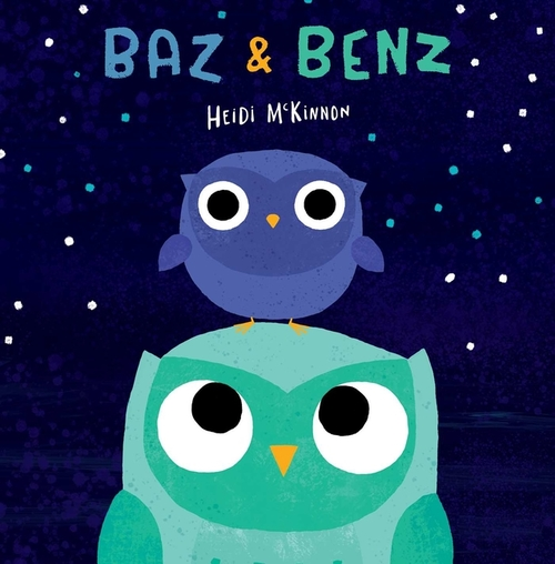 Baz & Benz book
