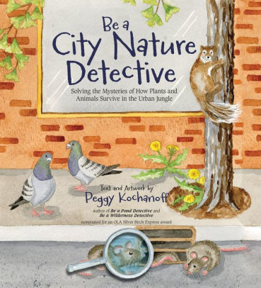 Be a City Nature Detectove book