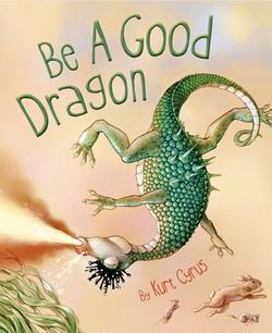 Be a Good Dragon book