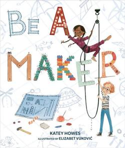 Be a Maker book