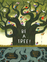Be a Tree! book