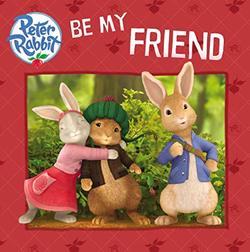 Be My Friend book