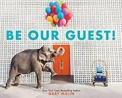 Be Our Guest! book
