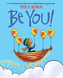Be You! book
