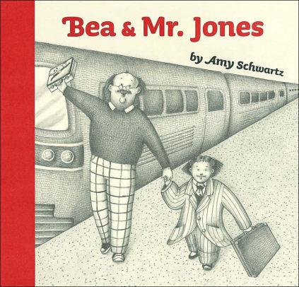 Bea and Mr. Jones book