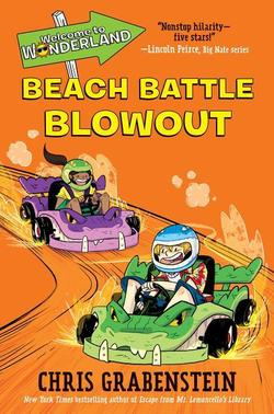 Beach Battle Blowout book
