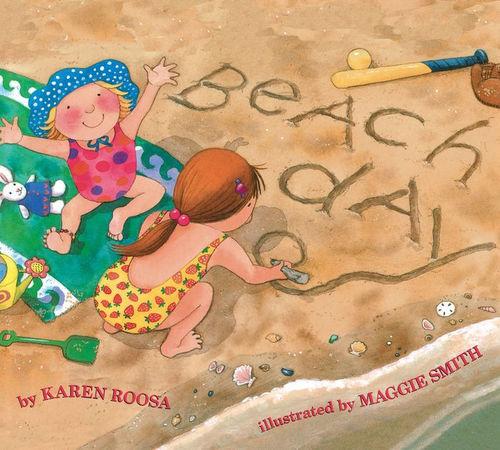 Beach Day book