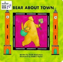 Bear about Town book