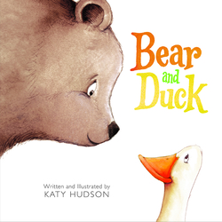 Bear and Duck book