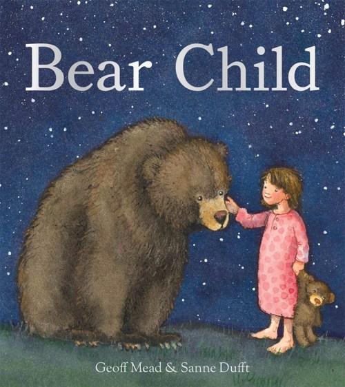 Bear Child book