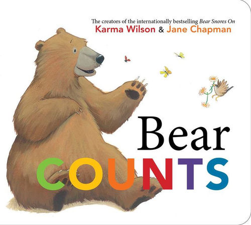 Bear Counts book
