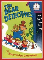 Bear Detectives book