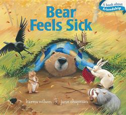 Bear Feels Sick book