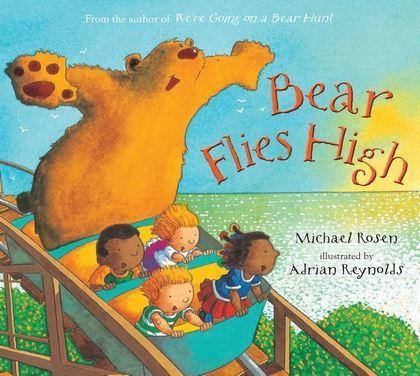 Bear Flies High book