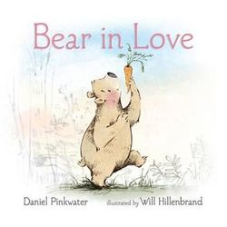 Bear in Love book