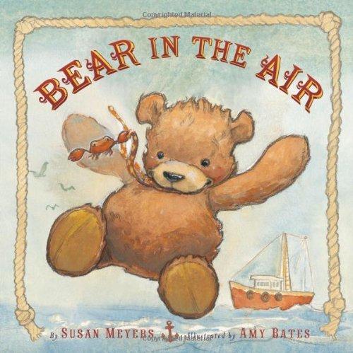 Bear in the Air book