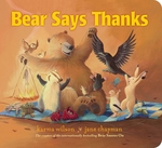 Bear Says Thanks book