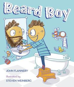 Beard Boy book