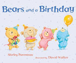 Bears and a Birthday book