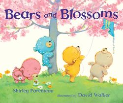 Bears and Blossoms book
