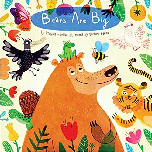 Bears Are Big Book