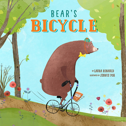 Bear's Bicycle book
