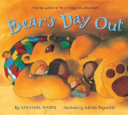 Bear's Day Out book