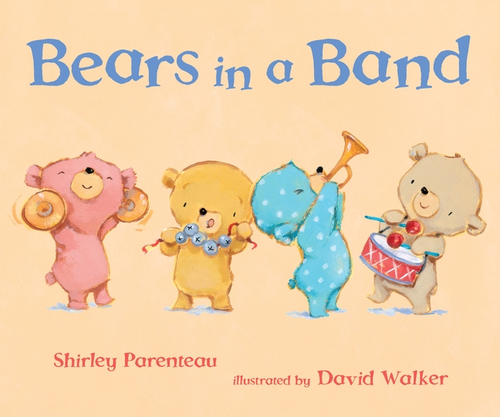 Bears in a Band book