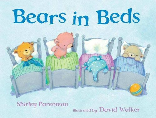 Bears in Beds book