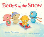 Bears in the Snow book