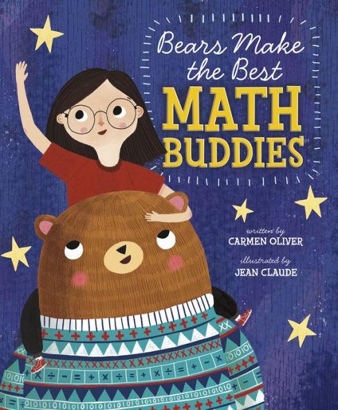 Bears Make the Best Math Buddies Book