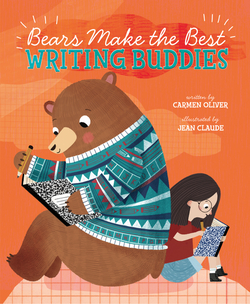 Bears Make the Best Writing Buddies book