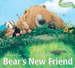 Bear's New Friend book