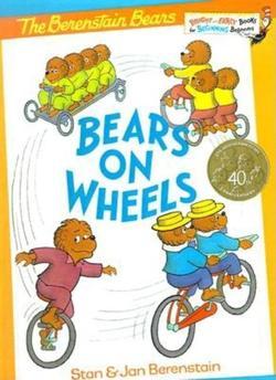 Bears on Wheels book