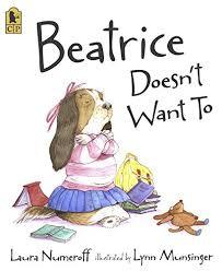 Beatrice Doesn't Want to book