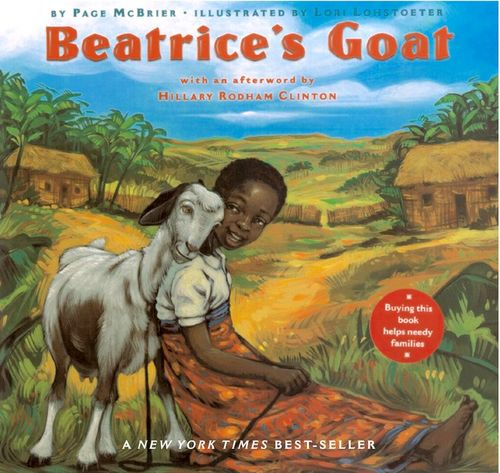 Beatrice's Goat book